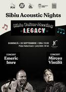 Sibiu: Concert Mircea Vintilă // Concert Emeric Imre