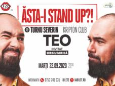 """Turnu Severin: """"Ăsta-i stand up?!"""" Teo cu Mirica și Bara"""