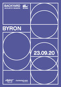 byron • Backyard Acoustic Season 2020 • Second Show