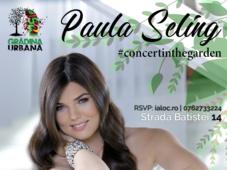Paula Seling | Concert in the Garden