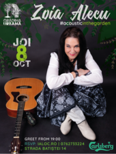 Zoia Alecu | Acoustic in the Garden