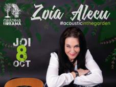 Zoia Alecu | Acoustic in the Garden