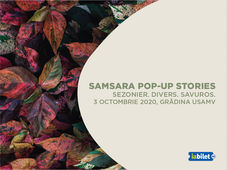 Cluj-Napoca: Samsara Pop-Up Stories