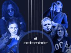 Râșnov: Concert Krypton, Pacifica și Toni Șeicărescu