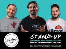 Stand-up cu Natanticu, Bogdan Mălăele și Dracea