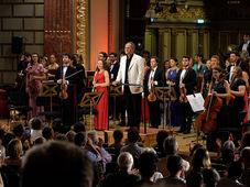 Sibiu: Concert extraordinar Orchestra Română de Tineret