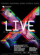 Live, regia Bobi Pricop @TNRS - Scena Digitala