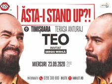 """Timisoara: """"Ăsta-i stand up?!"""" Teo cu Mirica și Bara - SHOW 2"""