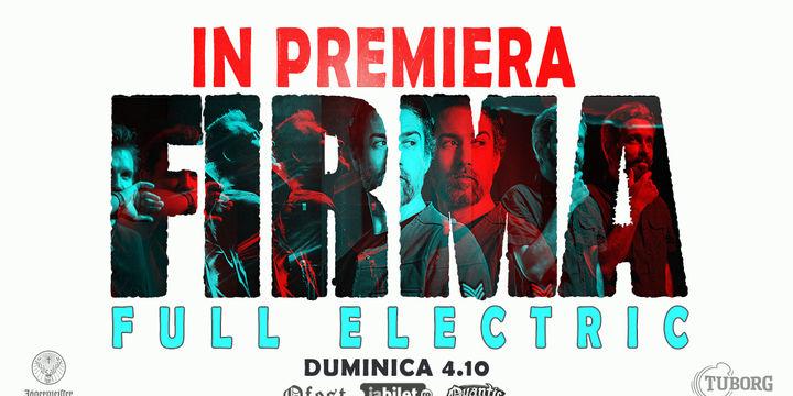 FiRMA Full Electric