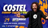 Botosani: One Man Show Costel