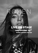 Roxen Live on Stage of Fratelli