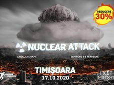 Timișoara: Nuclear Attack: A real life game