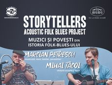 Storytellers cu Marcian Petrescu și Mihai Tacoi