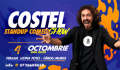Targu Mures: One Man Show Costel