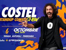 Timisoara: One Man Show Costel
