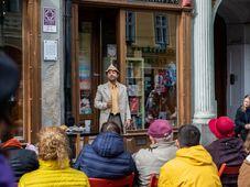 Sibiu: Pam-Pam, o comedie veșnic actuală