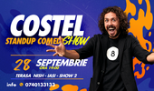 Iasi: One Man Show Costel Show 2