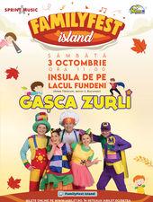 Gasca Zurli @ #FAMILYFEST Island
