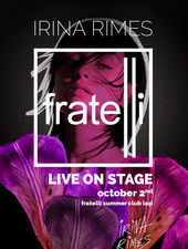 Iasi: Irina Rimes Live on Stage of Fratelli