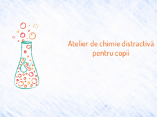 PlaYouth: Atelier de Chimie Distractiva