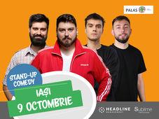 Iasi: Stand-up comedy cu Micutzu, Geo, Mirică și Cîrje