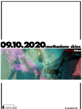 Timisoara: Methadone Skies live at Faber