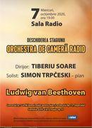 Sala Radio: Tiberiu Soare - Orchestra de Cameră Radio - Deschiderea Stagiunii