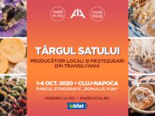 Cluj-Napoca: Târgul Satului