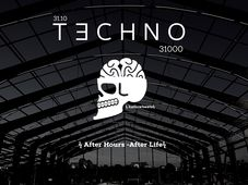 Cluj-Napoca: TECHNO 31000 After Hours-After life #3