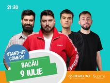 Bacau: Stand-up comedy cu Micutzu, Geo, Mirică și Cîrje