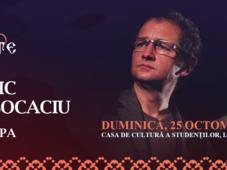 Iași: A iubi Românește Dan Puric si Victor Socaciu