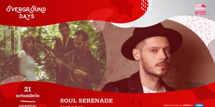 Overground Days: Jurjak, Soul Serenade