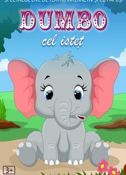 Dumbo cel Istet la Grădina CoOperativa
