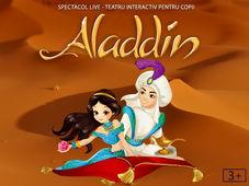 ,,Lampa lui Aladdin'' la Gradina CoOperativa