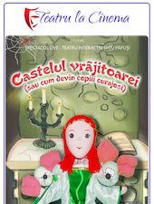,,Castelul Vrăjitoarei'' la Grădina CoOperativa