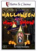 ,,Halloween Magic Kids Show'' la Gradina Urbana