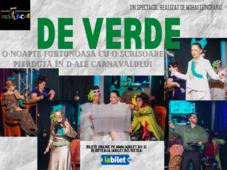 De verde- Seara de teatru Caragiale