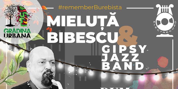 Mieluță Bibescu & Gipsy Jazz Band