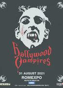 Hollywood Vampires in concert la Romexpo