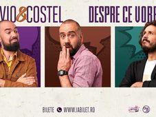 Cluj-Napoca: Teo, Vio și Costel - Despre ce vorbim Show 3