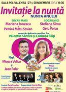 Invitatie la nunta anului! 24 Aprilie