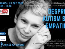 Despre Autism si Empatie cu Oana Pellea