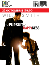 Lagoo Snagov: Cinema Drive in - The Pursuit of Happiness