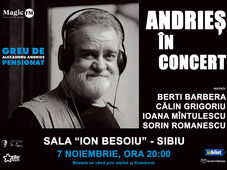 Sibiu: Andries in Concert