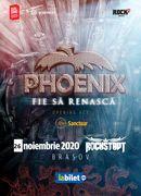 Brasov: 2nd Show : Phoenix / Club Rockstadt / Fie Sa Renasca