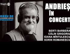 "Turneu ""Andries in Concert"""
