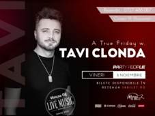 A True Friday w. Tavi Clonda