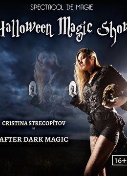 ,,Halloween Magic Show'' la Grădina Urbană