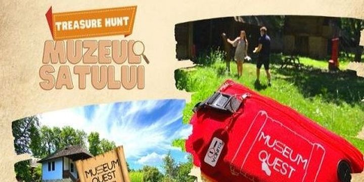 Museum Quest: Treasure Hunt la Muzeul Satului