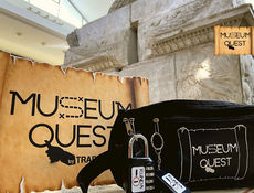 Treasure Hunt @ Museum Quest